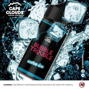 Cape Clouds Bubble Trouble Extra ICE